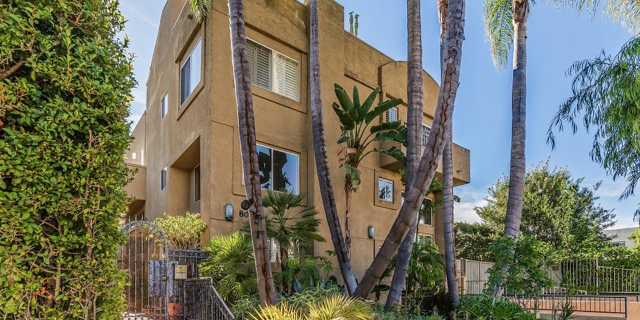805 N. Alta Vista Blvd. Unit 5 | West Hollywood Adjacent (SOLD)